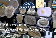 We'll be at the Denver Gem & Mineral Show this week!